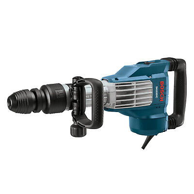 Bosch Dh1020vc Variable Speed Inline Demolition Hammer With 15 Amp And 1700 Bpm