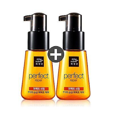 [Mise En Scene] Perfect Repair Serum for Damaged Hair - 70ml 1+1 SET