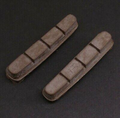 2x Shimano Dura-Ace Road Brake Pads Carbon Rims, Ultegra 105 BR-7800 7700 7900