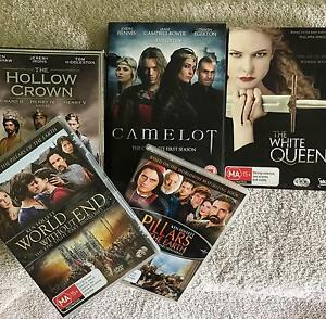 DVDS.    ALL.      $10     EACH Humpty Doo Litchfield Area Preview