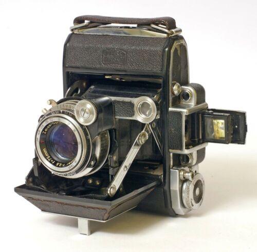 F97163~ Zeiss Super Ikonta A 531 -120 Film Rangefinder Camera 75mm Tessar *T*