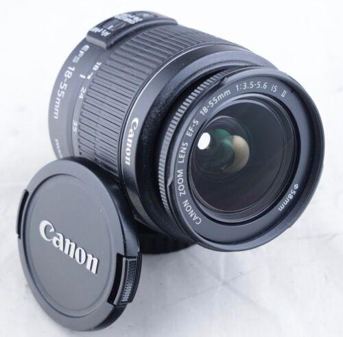 Canon EF-S 18-55mm F/3.5-5.6 IS Lens for T7i T8i T6i T4i 90D 60D 70D 80D SL2 77D