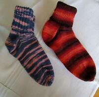 Selbst gestrickte neue Socken 40/41 Saarland - Blieskastel Vorschau