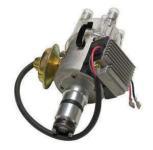 VW-Air-Cooled-Bug-EMPI-SVA-Vacume-Distributor-with-Electronic-Ignition-9437-B