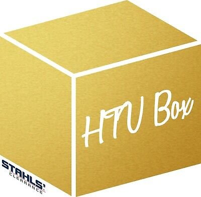 20 Htv Sheets - Box Of Gold Htv Sheets - Stahls Clearance Iron-on Htv