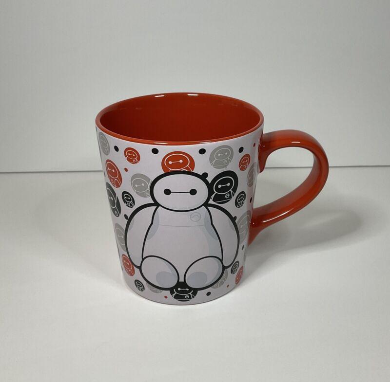 Disney Store - Big Hero 6 Baymax Red Coffee Tea Mug Cup