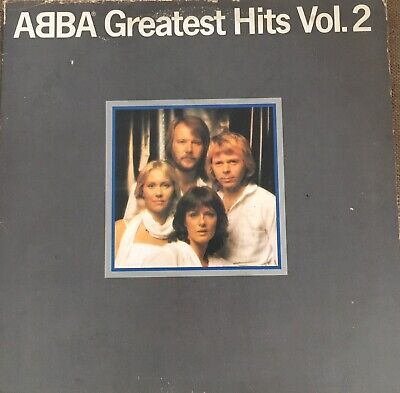 ABBA  - Greatest Hits Vol 2  LP in Great Condition