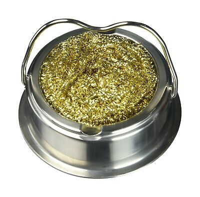 Aoyue Soldering Iron Tip Cleaner with Brass wire sponge