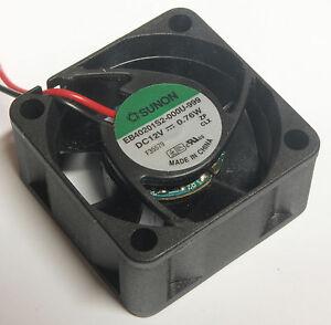 Sunon-Ventola-40x40x20mm-eb40201s2-999-DC-12V-13-08-M-3-H