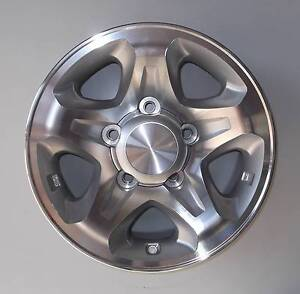 "16"" Alloy Wheels To Suit Toyota LandCruiser Toowoomba Toowoomba City Preview"