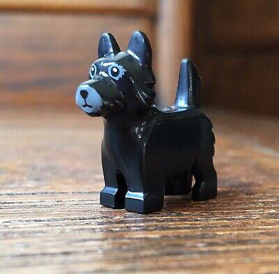 Theme To Halloween (Lego Minifigure Black Scotty Dog -Unique To Build A Fig Halloween)