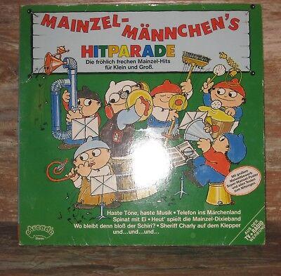 LP Mainzel-Männchens Hitparade