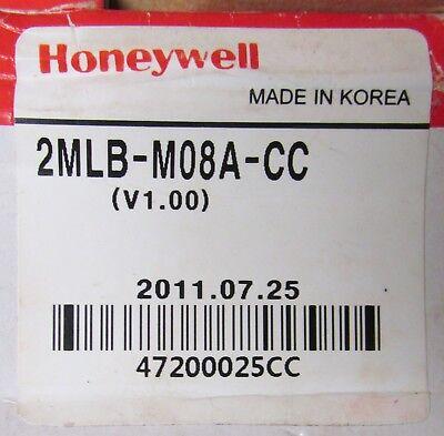 Honeywell 2mlb M08a Cc Programmable Logic Controller Plc Rack Modle