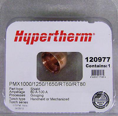 Hypertherm Genuine Powermax 1650 100 Amp Gouging Shield 120977