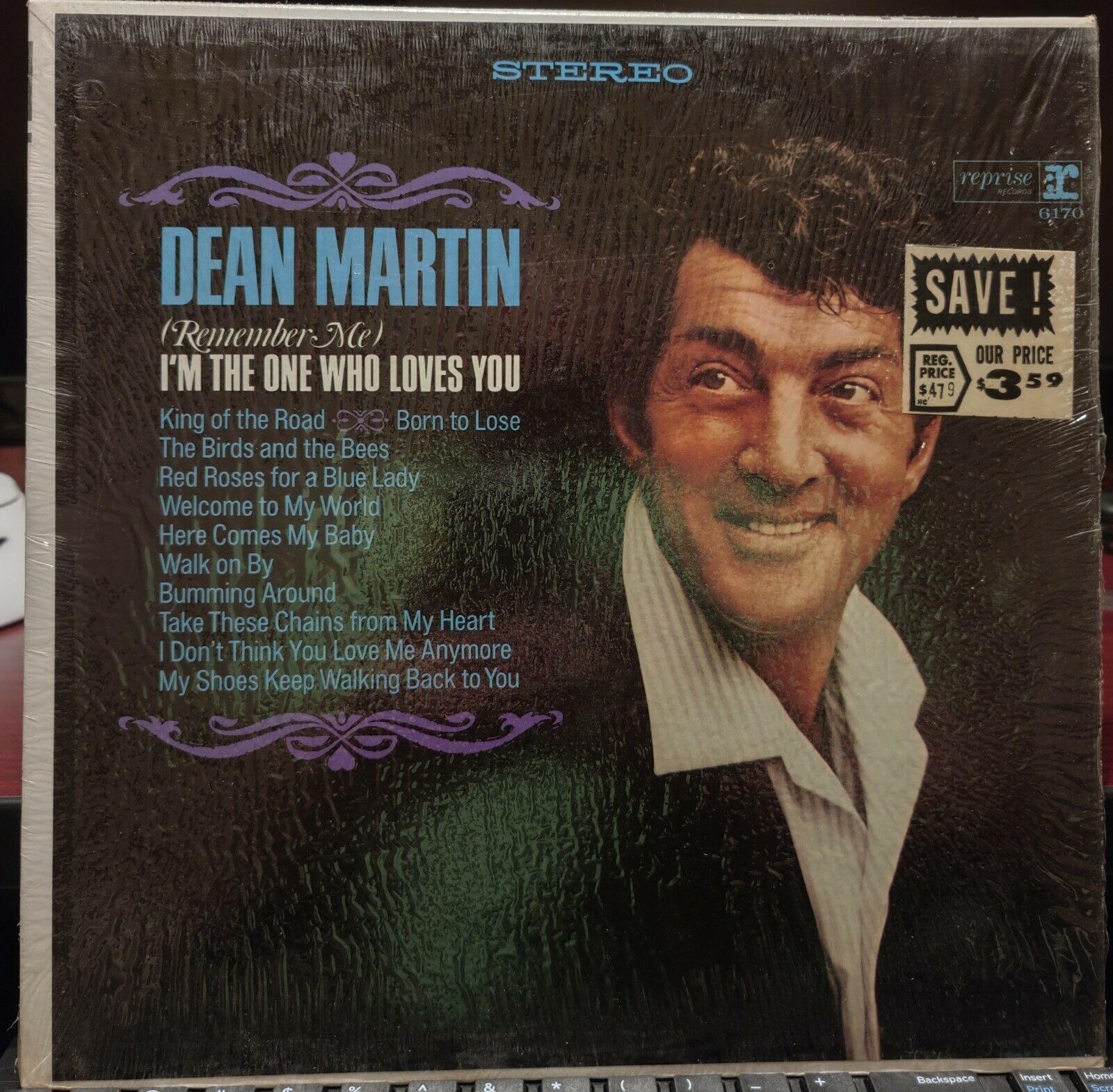 Dean Martin - I m The One Who Loves You Stereo LP RS-6170 - $1.47