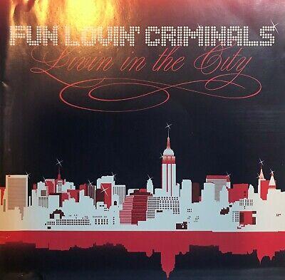 Livin' in the City by Fun Lovin' Criminals (CD, Sep-2005, Difontain) *Very (Fun Lovin Criminals Livin In The City)
