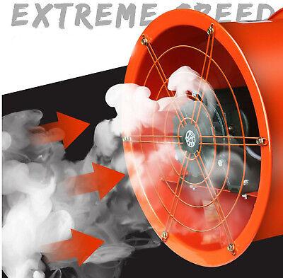 14 Explosion-proof Fan Explosion-proof Axial Fan Cylinder Pipe Fan 220vqmf350
