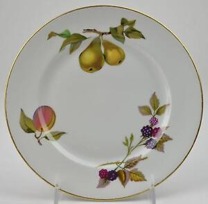 Attrayant Royal Worcester Evesham China