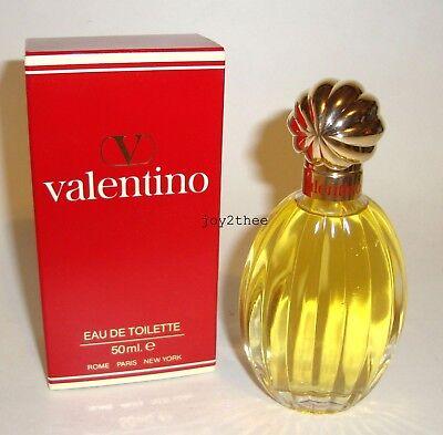 VALENTINO V CLASSIC PERFUME FOR WOMEN EDT 50 ML / 1.7 OZ SPLASH VINTAGE NIB for sale  Canada