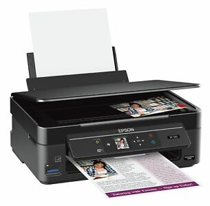 Printer Scanner and Copier Wireless Mobile Printing Color Ho