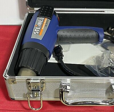 Steinel Electronic Heat Gun Hl 2010e. Pre-owned. Free Shipping