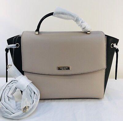 Kate Spade Lilah Laurel Way Almndrne/Black RRP£325 100% Genuine