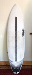 DHD surfboard eps