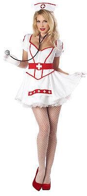 Sexy Nurse Heart Breaker Adult Women Costume