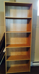 5 stage shelving unit