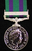 Full-size Replica:general Service Medal 2008 With Clasp:arabian Peninsula -  - ebay.co.uk