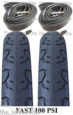 1 Blue Wall Duro 26 x 2.10 Knobby Tread Mountain MTB Mtn Bike Bicycle Tires