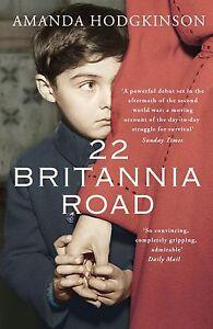 Hodgkinson, Amanda - 22 Britannia Road