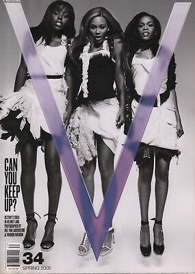 V Magazine #34 Beyonce Destiny's Child Inez Can Lamsweerde 242pgs 052318DBF