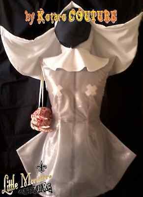 Lady Gaga LOVEGAME Monster BALL Dress COSTUME OUTFIT - Lady Gaga Kostüm Outfits