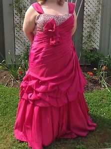 Plus size prom gown for sale