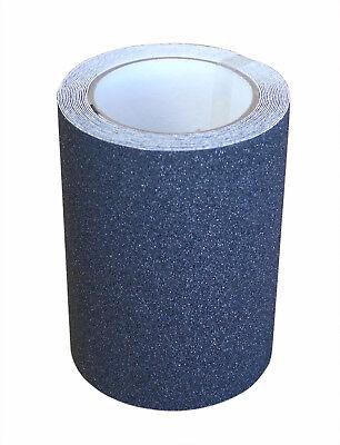 6 X 16 Ft. Anti-slip Black Tape Non Skid High Traction Safety Grit Grip Strip