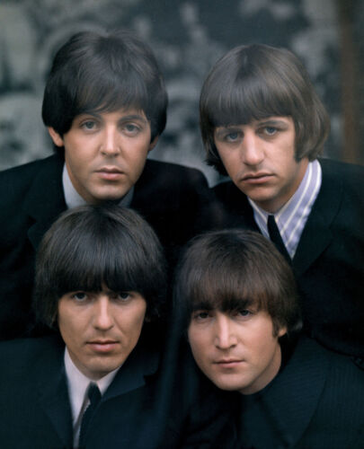 THE BEATLES 8X10 CELEBRITY PHOTO PICTURE 4