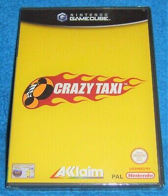 Nintendo GameCube Game - Crazy Taxi