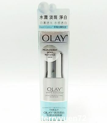 OLAY White Radiance Whitening Light-perfecting Essence 30ml (Perfecting Essence)