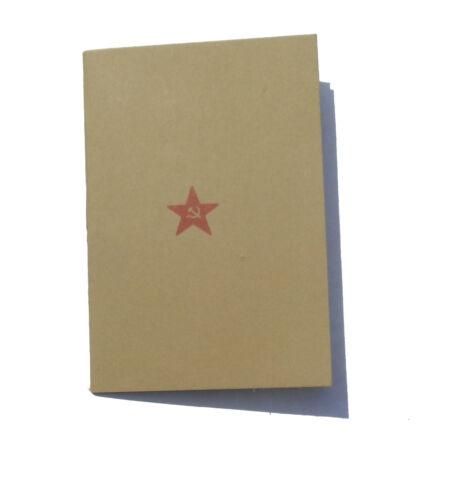 Soviet WW2 Red Army ID book