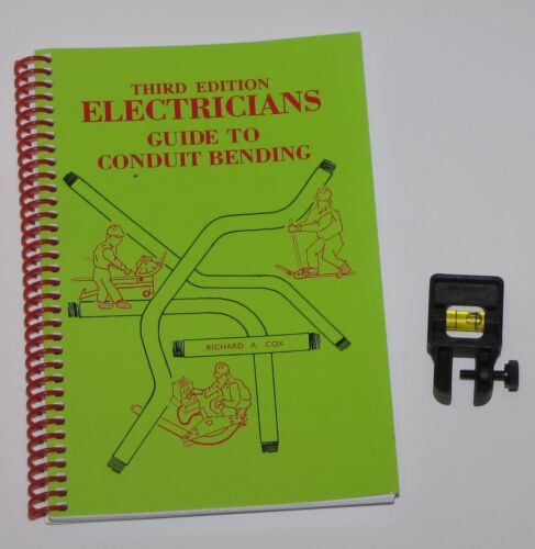 3rd Edition ELECTRICIANS GUIDE TO CONDUIT BENDING AND NO-DOG By Richard A. Cox