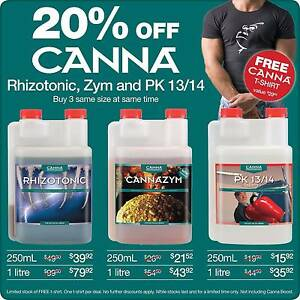 CANNA RHIZOTONIC Canning Vale Canning Area Preview