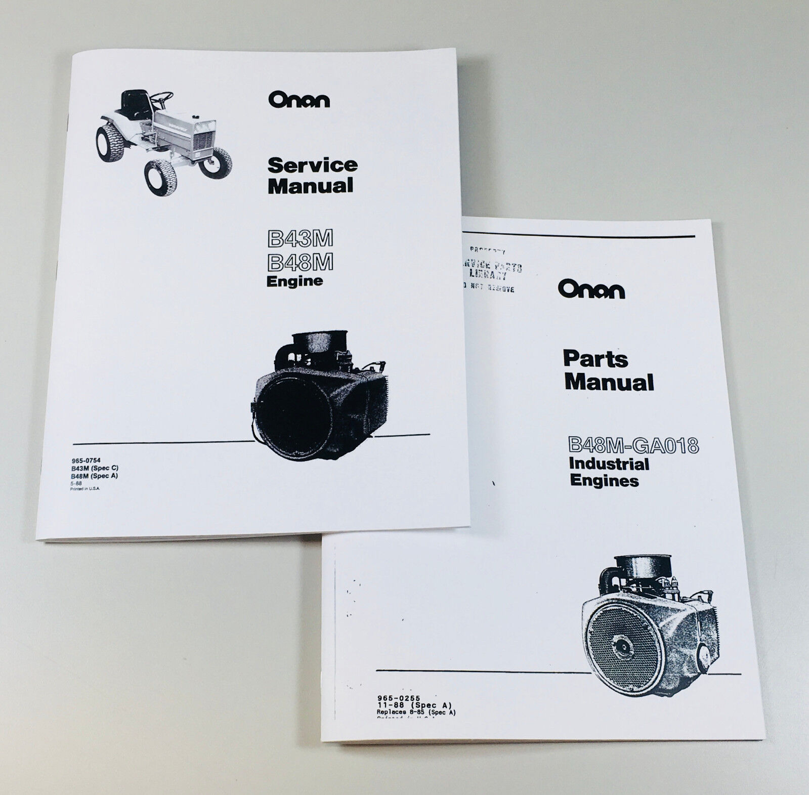 Key Switch Wiring Diagram For Onan B48m Electrical Diagrams Case 448 Garden Tractor 18hp Engine Service Parts Manual