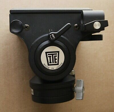 ITE Model H40 FLUID HEAD Tilt for Video Camera Tripod T40