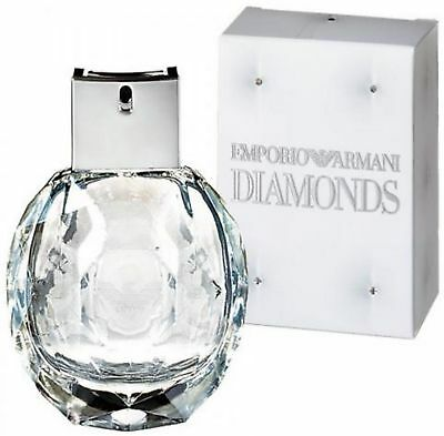 Diamonds By Giorgio Armani Eau De Parfum Spray For Women 1 oz