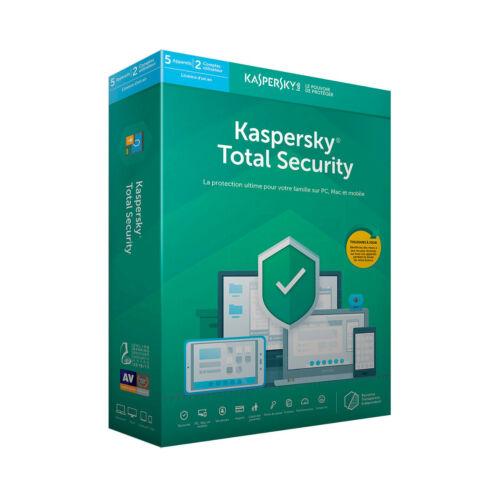 Kaspersky total security 2020 5 DEVICE 1 Year Key GLOBAL