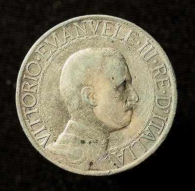 Kgr. Italien, Vittorio Emanuele III., 1 Lira 1913 R