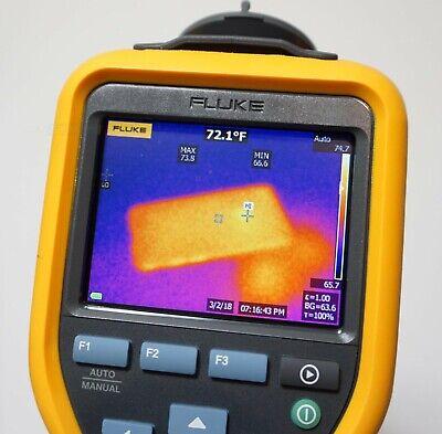 Fluke Tis45 Infrared Camera Thermal Imager Tis45-18051169 30hz
