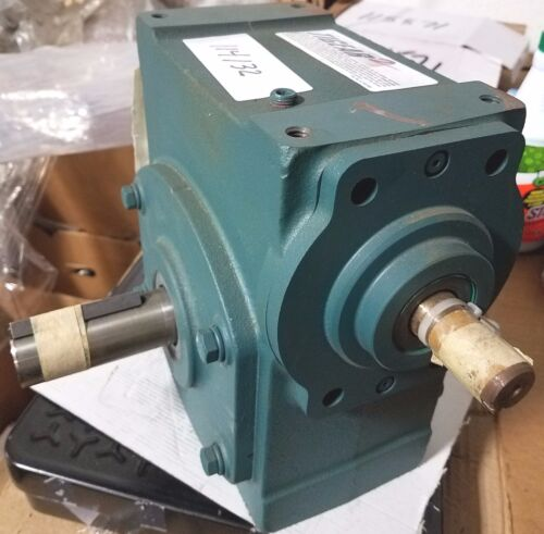 NEW TIGEAR (DODGE) GEAR REDUCER   /    35S-50-L       50:1 RATIO