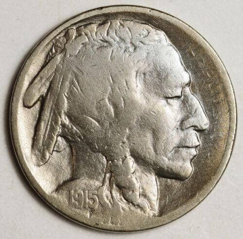 1915-s Buffalo Nickel.  High Grade.  149617
